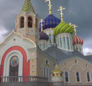 Соборный Храм святого благоверного князя Игоря Черниговского