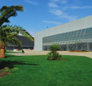 Олимпийский парк г.Сочи. Тренировочный центр для фигурного катания